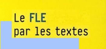 textes fle