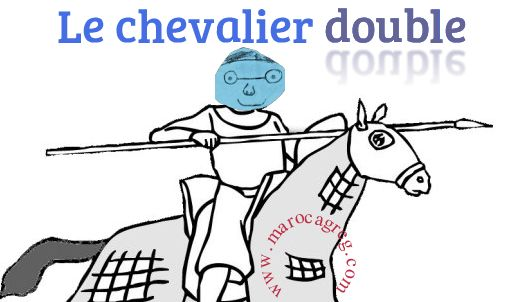 le chevalier double - Gautier